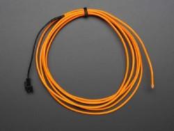 El Wire Şerit Led Turuncu 2,5 m - Thumbnail