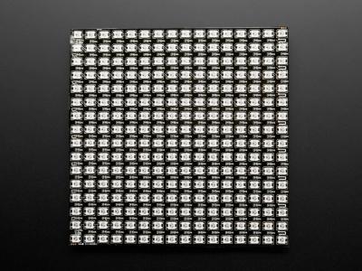 Esnek 16x16 NeoPixel RGB LED Matrisi