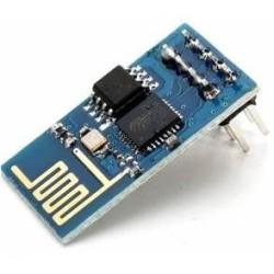 SAMM - ESP8266 WiFi Serial Modül