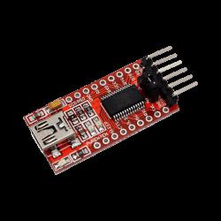 FT232RL USB - TTL Dönüştürücü - Thumbnail
