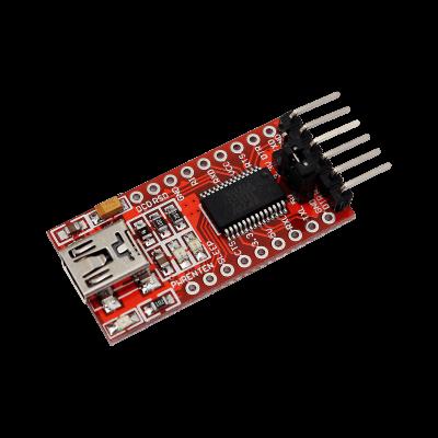 FT232RL USB - TTL Dönüştürücü