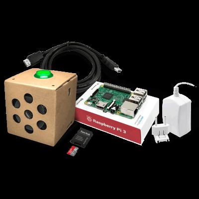 Google Voice Kit Starter Set