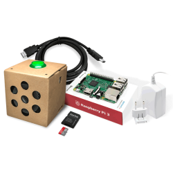 Raspberry Pi - Google Voice Kit Starter Set