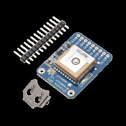 Adafruit - Raspberry Pi GPS Ultimate Breakout Board 66 CHANNEL W/10 HZ Updates