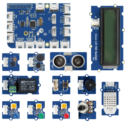 GrovePi+ Starter ​​Kit