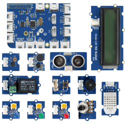 - GrovePi+ Starter ​​Kit