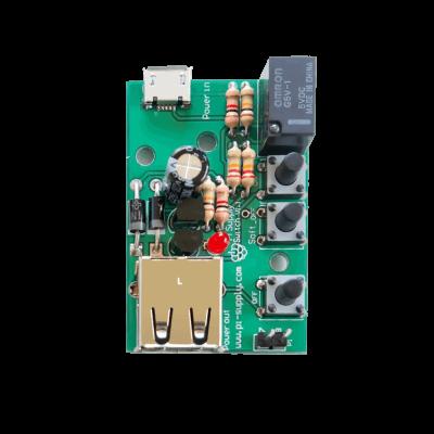 Raspberry Pi Güç Adaptörü Anahtar Modülü