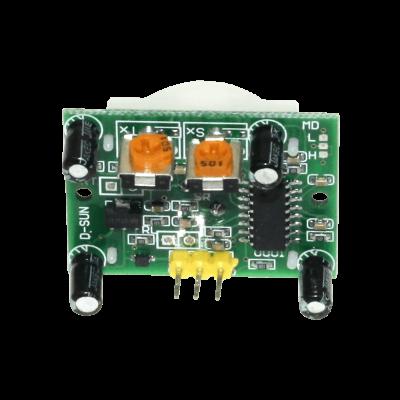 Ayarlanabilir Hareket Sensörü HC-SR501 - Pasif Kızılötesi