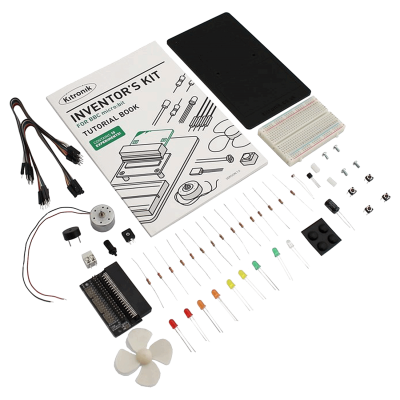 micro:bit Mucit Kiti (Inventor's Kit)