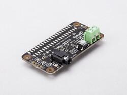 Raspberry Pi - IQaudio Codec Zero
