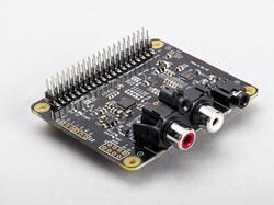 Raspberry Pi - IQaudio DAC Pro