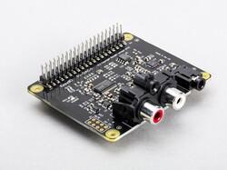 Raspberry Pi - IQaudio DAC+