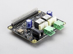 Raspberry Pi - IQaudio DigiAMP+