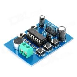 SAMM - ISD1820 Ses Kayıt ve Çalma Modülü