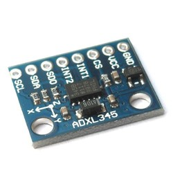 SAMM - İvme Sensörü ADXL345