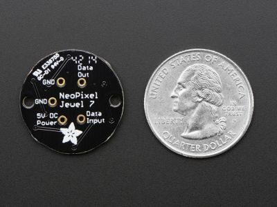 NeoPixel Jewel - 7 x WS2812 5050 RGB LED