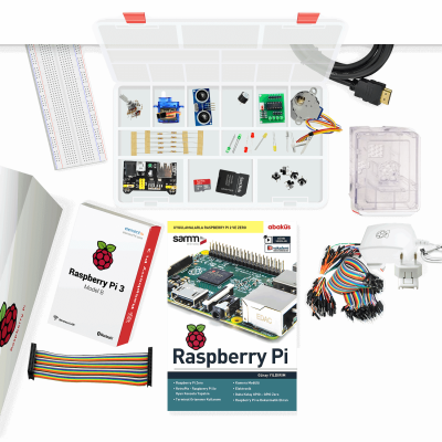 Raspberry Pi 3 - Elektronik Set