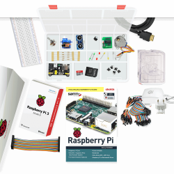 Raspberry Pi - Raspberry Pi 3 - Elektronik Set