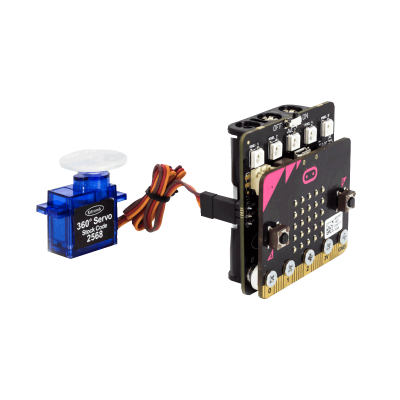 Kitronik Servo:Lite Board for micro:bit :MOVE mini