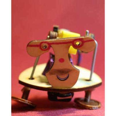 Knock-Kneed Robot