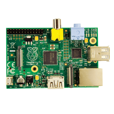 UK Raspberry Pi Type B 512 MB Kutusuz