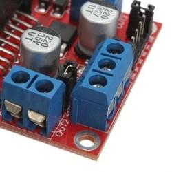 L298N Motor Sürücü Kartı - Thumbnail