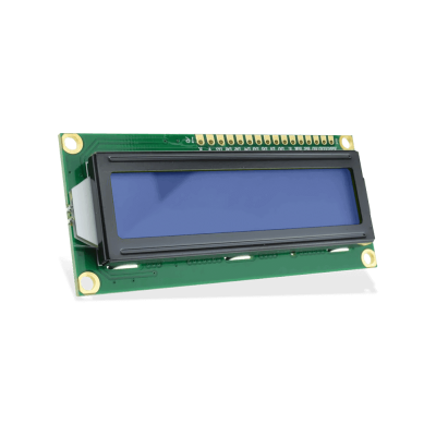 LCD 1602 3.3V Blue - 2x16 Characters