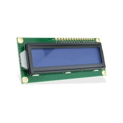 Waveshare - LCD 1602 3.3V Blue - 2x16 Characters