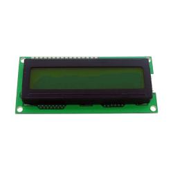 Waveshare - LCD 1602 5V Yellow - 2x16 Characters