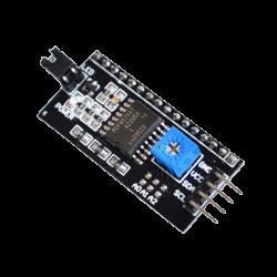 Çin - LCD I2C/IIC Dönüştürücü Kartı