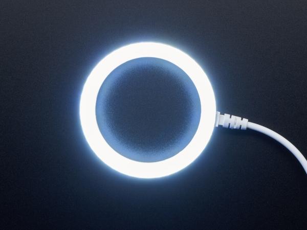 Adafruit - LED Halka Işık - 76mm Çap