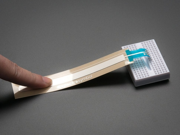 Lineer SoftPot (Şerit Sensörü) - Thumbnail