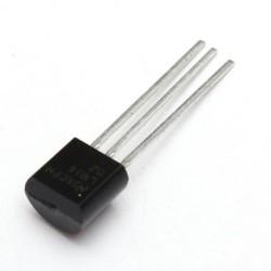 LM35 Isı ve Sıcaklık Sensörü - Thumbnail