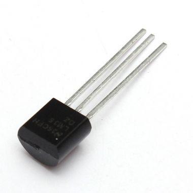 LM35 Isı ve Sıcaklık Sensörü