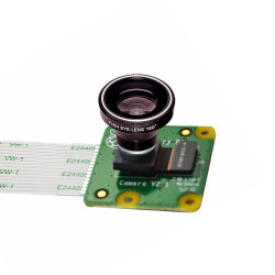 Magnetic Fisheye Lens - Thumbnail
