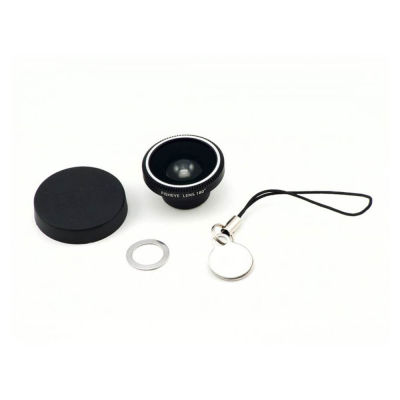 Magnetic Fisheye Lens