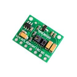 SAMM - MAX30100 Pulse and Heart Rate Sensor Module