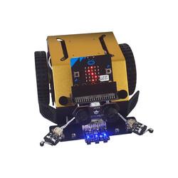 DFROBOT - Max:bot Kendin Yap Programlanabilir Robot Kiti (Micro:bit için)