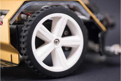 Max:bot Kendin Yap Programlanabilir Robot Kiti (Micro:bit için)