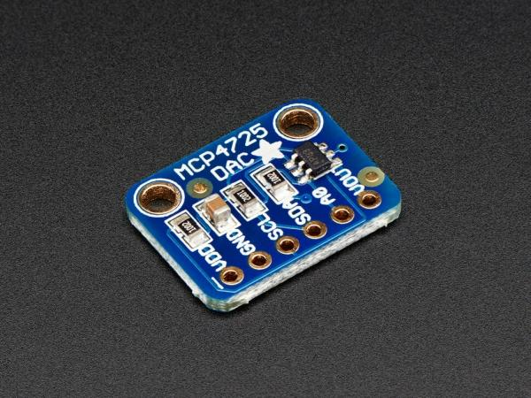 Adafruit - MCP4725 Breakout Board - 12-Bit DAC w/I2C Arayüzü