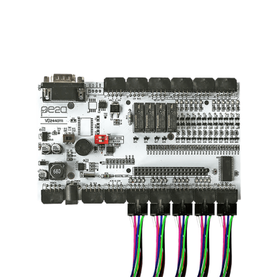 MedIOEx Industrial Controller Card Connector