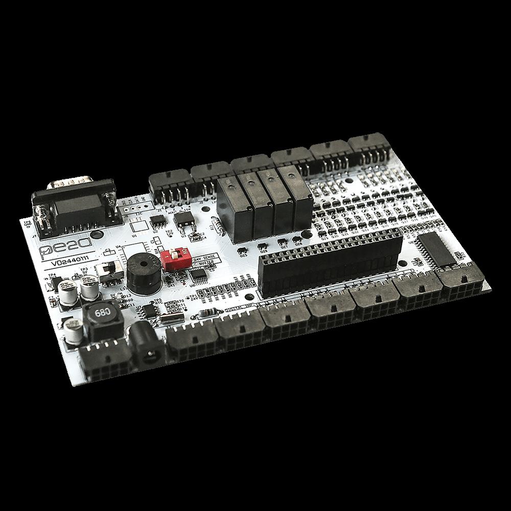 MedIOex Raspberry Pi Industrial Controller Automation Card
