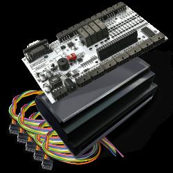 Pe2a - MedIOex Raspberry Pi Industrial Controller Card