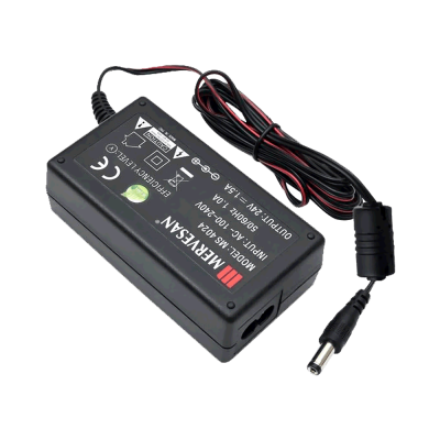 MedIOex MS-4024 Switched-Mode Power Adaptor - 24 Volt 1.5 Amper SMPS