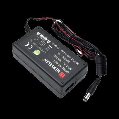MedIOex MS-4024 Anahtarlamalı Güç Adaptörü - 24 Volt 1.5 Amper SMPS