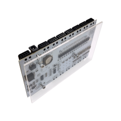 MedIOEx Plexiglas Base Holder for Raspberry Pi Industrial Controller - Thumbnail