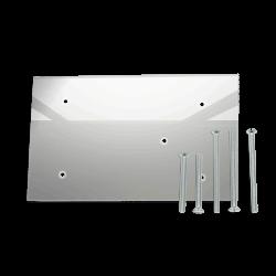 Pe2a - قاعدة زجاج -بلكسي جلاس- للوحة التحكم الصناعي MedIOEx مع Raspberry Pi