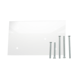 Pe2a - MedIOEx Plexiglas Base Holder for Raspberry Pi Industrial Controller