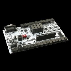 لوحة تحكم صناعي MedIOex تعمل مع Raspberry Pi - Thumbnail