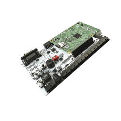 MedIOex RT-209 Rail Case for Raspberry Pi Industrial Controller Card - Thumbnail